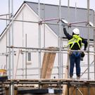 A total of 21,500 new homes were completed last year. (stock image)