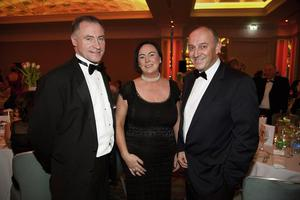 Michael Grehan, Rosie Mulvany and Ronan O'Driscoll of Sherry Fitzgerald.