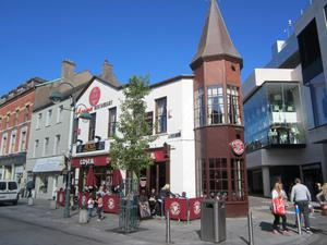 The imposing two-storey building in Cork is on the market for €1.2m