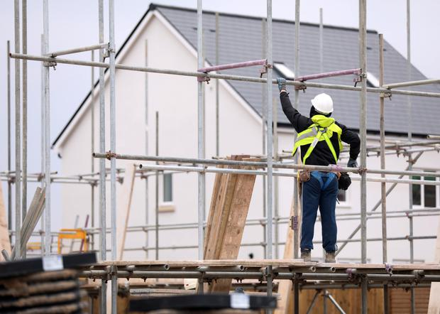 Frank van Zanten is to step down from Irish builders' merchants Grafton Group following the company's AGM in April. (stock image)