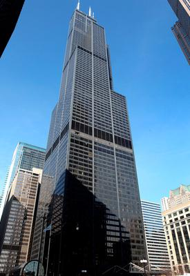 Blackstone is paying $1.3bn for the Willis Tower in Chicago