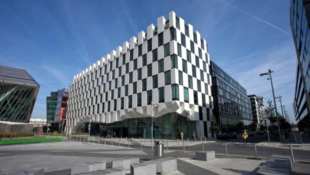 2019 deal: The Marker Hotel in Dublin was bought by a German investment group