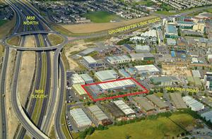 Industrial property - at a reduced price