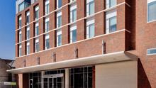 Generate 5.1pc initial return: The apartments at Rathmines Square. Photo: Dublin City Architects