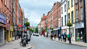 A view of Capel St