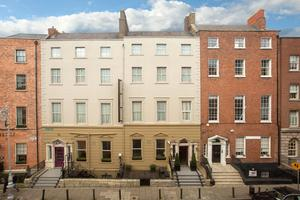 Barry's Hotel, Great Denmark Street, Dublin 1 has a guide price of €8m