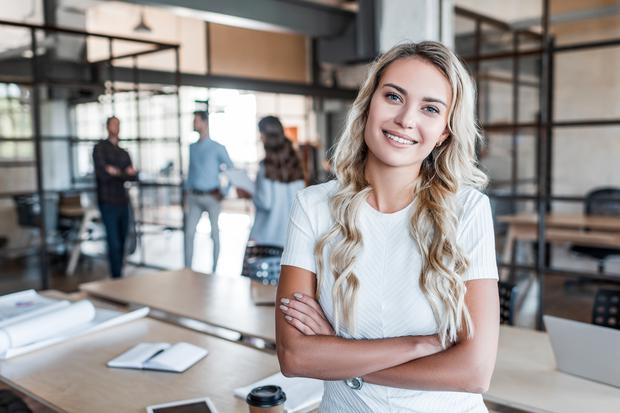 Women are increasingly starting up their own businesses and occupying senior management roles