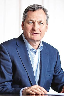 Opportunity: Chairman of Open Orphan, Cathal Friel