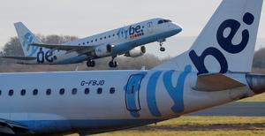Flybe had a fleet of 68 aircraft