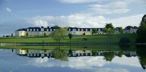 Mount Wolseley - the four star resort is benefiting from Ireland's upswing in the tourism sector.
