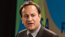 Impact: Leo Varadkar said he's heard of firms reopening but being unable to get by. PHOTO: DOUGLAS O'CONNOR