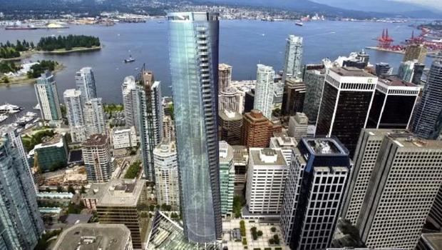 The Trump Tower in Vancouver has faced strong local opposition
