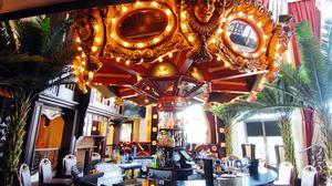 Grand: The bar at the Leopardstown Inn, one of the pubs in the Loyola Group which is taking an action against FBD