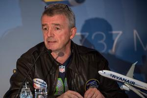 Michael O'Leary, CEO of Ryanair
