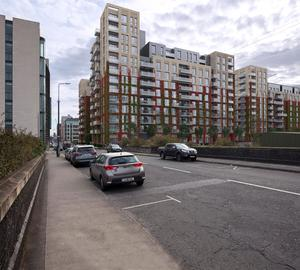 Grand plans: Spencer Place has sought to develop new apartments in Dublin's Docklands