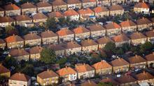 The State bad bank said it had offered city and county councils a total of 6,941 homes for use as social housing, but just 2,378 had been delivered. Stock Image