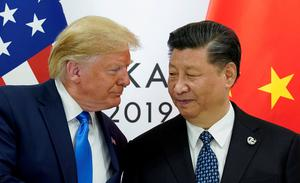 China crisis: US President Donald Trump met with China's President Xi Jinping last year