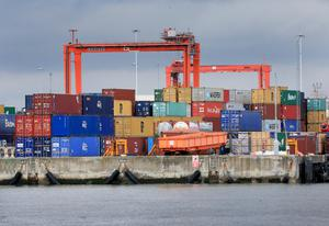 Cargo: Marine Terminals handles fifth of all containers here