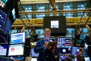 Stock market companies have seen their share prices crash heavily because of Covid-19. Stock photo: Reuters