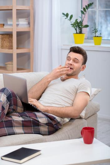 Home comforts can soon pale. (Stock image)