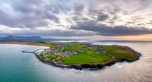 Mullaghmore Head, Co Sligo, on the Wild Atlantic Way — but it still isn't clear how to bring tourists back to parts of Ireland like this