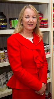 Performance nutrition, not milk, is the big cash cow for Siobhan Talbot's Glanbia plc