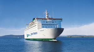 Irish Continental is due to take delivery of a new €144m passenger ship, which is being built in Germany, next year