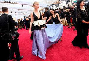 Saoirse Ronan at last weekend's Academy Awards