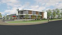 In store: The proposed new Aldi outlet at Shannon