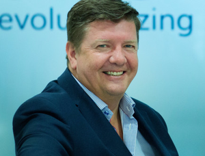 Oneview's Irish founder Mark McCloskey