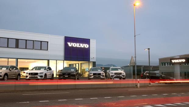 Combined: Volvo is to join with Geely