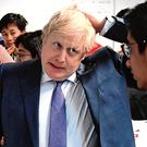 Controversy: Boris Johnson ruled Huawei can be allowed be part of UK's 5G rollout