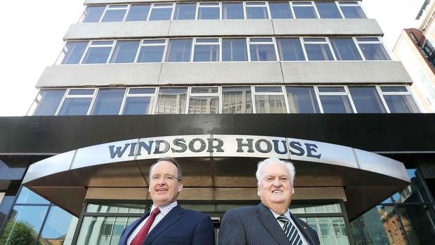 Howard Hastings, managing director of Hastings Hotels and the company's chairman Sir William Hastings today unveiled the plans for the latest addition to the leading hotel chain's portfolio which will see a £30M investment and the creation of over 150 new