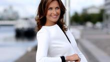 Alison Comyn, the UTV Ireland news anchor