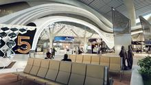 Abu Dhabi, the UAE's second busiest airport after Dubai, is to get a major new terminal, capable of handling 30 million passengers
