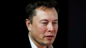 Elon Musk, like many of us, is thinking about re-entry