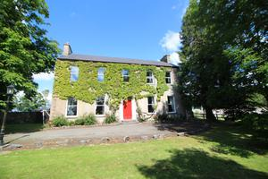 Clare oasis: This period residence on 53ac near Clonlara in Co Clare is on the market at €650,000