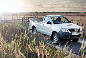 Tried and tested: Toyota Hilux
