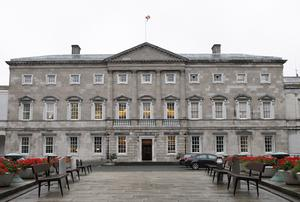 Leinster House (Stock)