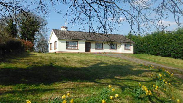 Sale: This bungalow on 59ac near Finea, Co Westmeath sold for €490,000 at auction