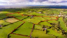 Dairy spread: The 75ac residential dairy farm at Milford near Charleville, Co Cork, is guided by GVM Kilmallock at €1m