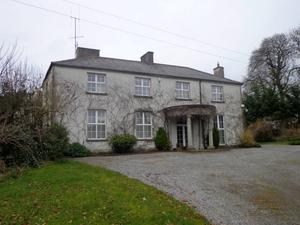 Ballymullen House on 126ac at Abbeyleix in Co. Laois was sold by auctioneer Joseph Coogan  in April for €1.3m after a marathon sale involving 103 bids