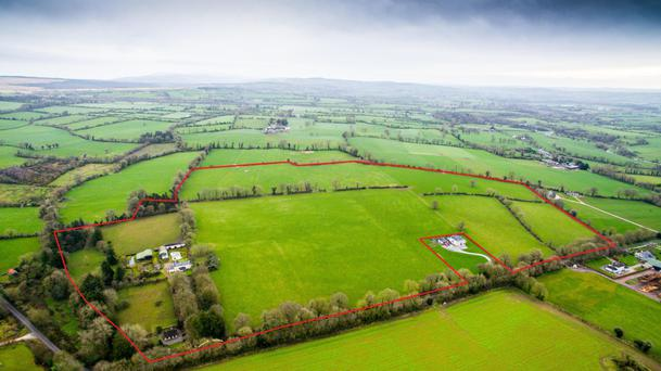 The 66ac east Cork farm
