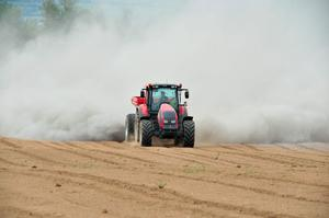 Liming is a fundamental step in improving and maintaining soil fertility