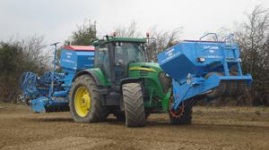 Easy variables to get right: Correct tractor and tillage system selection are two ways to manage fuel consumption