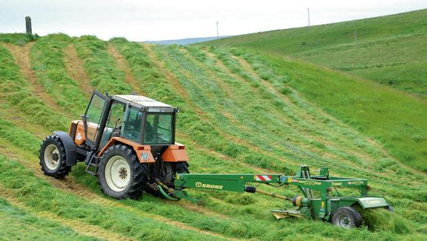 The busy summer months when the silage campaign, and later the grain harvest get underway, are the most dangerous in terms of loss of life on farm