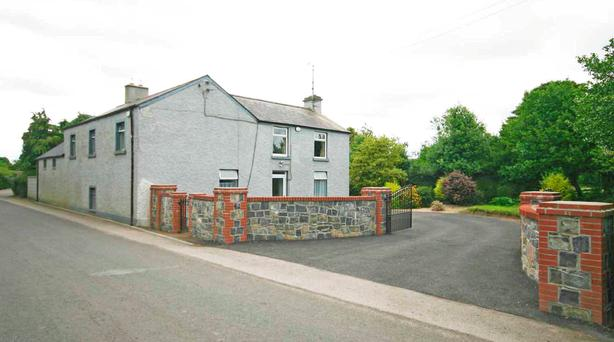 164 acre farm and residence for sale at Collierstown close to Tara, Co meath