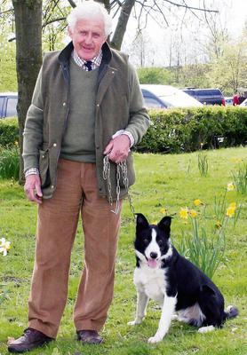 John Bell sold his working dog for a record figure