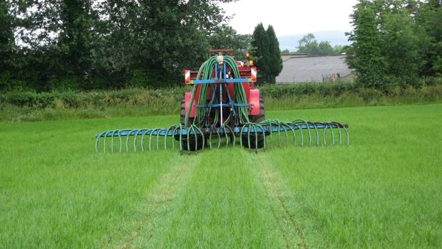 Contractors burn 75 million litres of green diesel each year spreading slurry