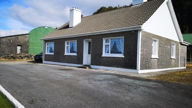 Home sweet home: The three-bedroom house is in immaculate condition